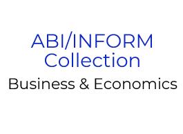 Ação de Formação - ABI/INFORM Colection (EN)