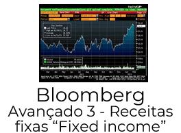 Ação de Formação - Bloomberg Avançado 3 - Receitas fixas